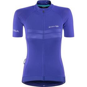 Endura Pro SL Maillot de cyclisme à manches courtes Femme, cobaltblue